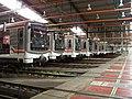 DOD depo Hostivař, soupravy metra (03).jpg