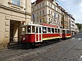 DPP tram line 91 on Újezd.jpg