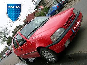Dacia SupeRNova - dacia SuperNova