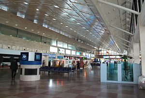 Daegu International Airport - Daegu Airport interior