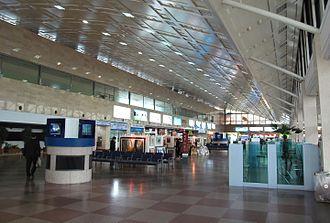 Daegu International Airport - Daegu Airport interior