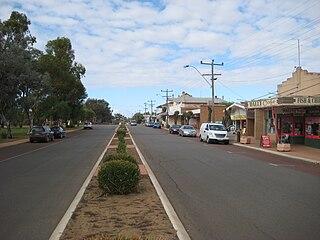 Dalwallinu, Western Australia Town in Western Australia