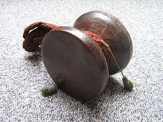 Damaru - A Tibetan damaru