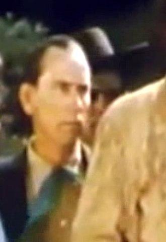 Dan White (actor) - Image: Dan White 1948 scene