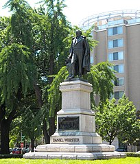 Daniel Webster Memorial