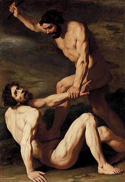 Daniele Crespi - Cain Killing Abel - WGA5743