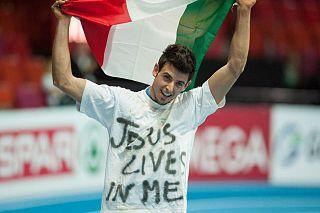 Daniele Greco Italian athlete