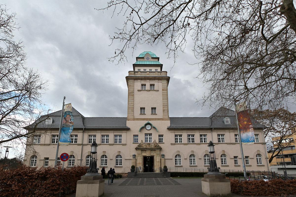Schwimmbäder Darmstadt jugendstilbad darmstadt