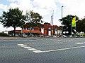 Das Einkaufszentrum am Nordende von Hemmoor Basbeck - geo.hlipp.de - 5641.jpg