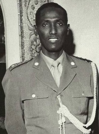 Hawiye - Father of the Somali military Daud Abdulle Hirsi