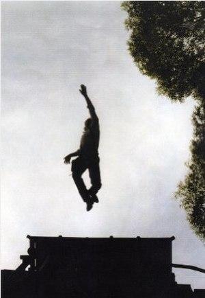 Knott's Berry Farm's Wild West Stunt show - Image: Davey 1987knotts