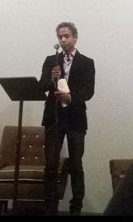 David Chariandy Canadian writer