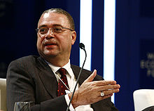 David John Howard Thompson - World Economic Forum on Latin America 2010.jpg