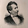 David Livingstone. Wood engraving, 1870, after Mayall. Wellcome V0003635.jpg