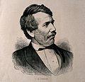 David Livingstone. Wood engraving, 1870, after Mayall. Wellcome V0003635.jpg