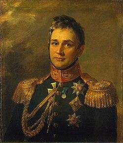 Воронцов, Михаил Семёнович — Википедия