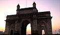 Dawn at Gateway of India, Mumbai.JPG
