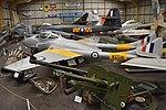 De Havilland DH115 Vampire T.11 'WZ518' (25841270178).jpg