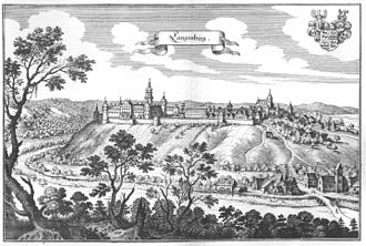 Langenburg - Image: De Merian Frankoniae 071