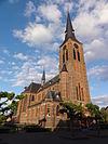 de mortel rijksmonument 518089 kerk sint antonius abt voor-zijkant