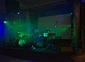 De Roma before the start of Boogie Belgique's concert on 2018-03-03 (Borgerhout, Belgium, DSCF4551).jpg