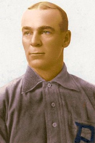 Deacon McGuire - McGuire as a player for Brooklyn