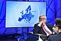 Debate with Jean-Claude Juncker -EuranetPlusSummit2019 (32581207967).jpg