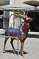 Deer on Rathausplatz Herzogenburg 02.jpg