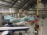Defending the Fleet section of the Fleet Air Arm Museum February 2015.jpg