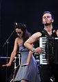 DelaDap feat Tania Saedi - Donauinselfest Vienna 2013 10.jpg