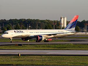 Delta Air Lines Boeing 757 Piotrowski.jpg