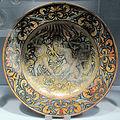 Deruta, piatto con gigantomachia, 1510 ca..JPG