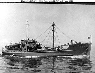 FS-255 (U.S. Army ship) - Image: Design 381 Army FS