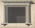 Design for a Chimney-piece, for the Saloon, Milton Park, Northamptonshire MET DP805621.jpg