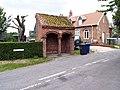 Detached Church Porch - geograph.org.uk - 192169.jpg