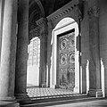 Deur en portaal van de Church of the agony (Kerk van het heilige lijden) ook wel, Bestanddeelnr 255-5329.jpg
