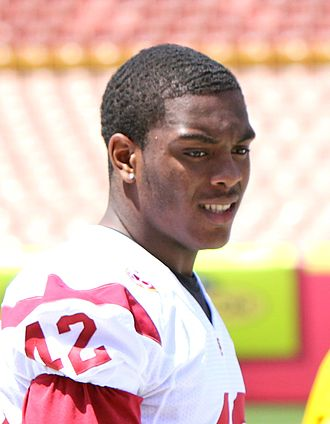 Devon Kennard - With the USC Trojans.