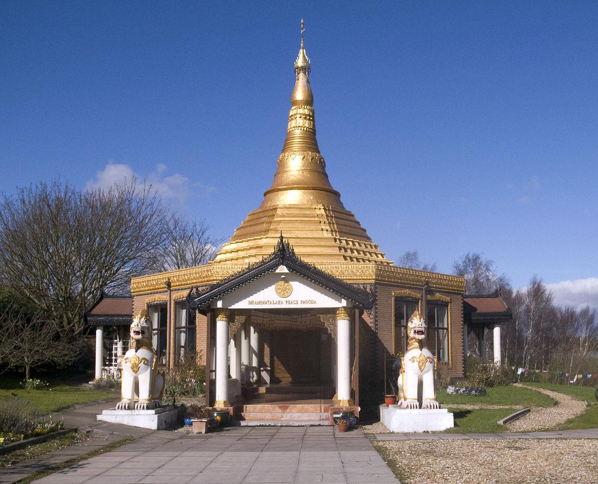 Dhamma Talaka Pagoda - Wikipedia