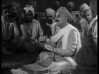 Dharmatma (1935 film) - Screen shot of Dharmatma