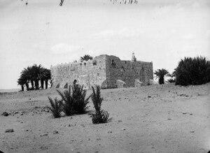 Dhat al-Hajj - The fort of Dhat al-Hajj, 1907
