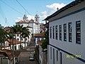 Diamantina MG Brasil - Catedral de Santo Antonio, vista da Rua Macau de Cima - panoramio.jpg