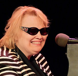 Diane Schuur American jazz musician