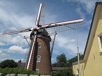 Dichteren - Aurora windmill, Dichteren