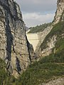 Diga de Vajont vista de Longarone - panoramio - José Claudio Marcott… (2).jpg