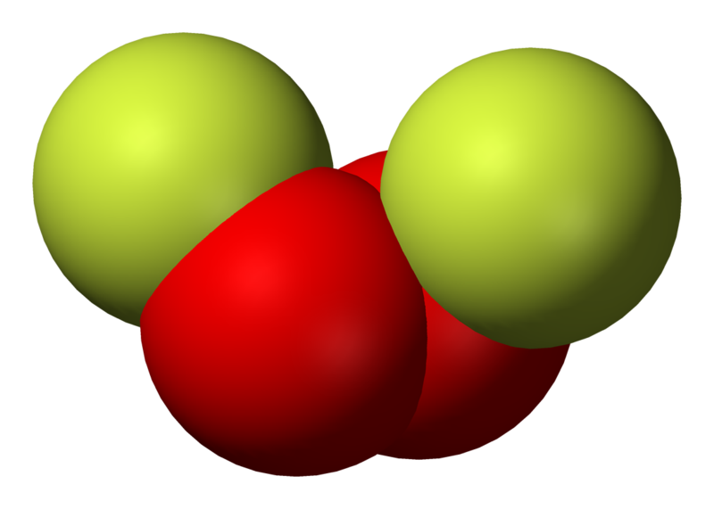 800px-Dioxygen-difluoride-3D-vdW.png