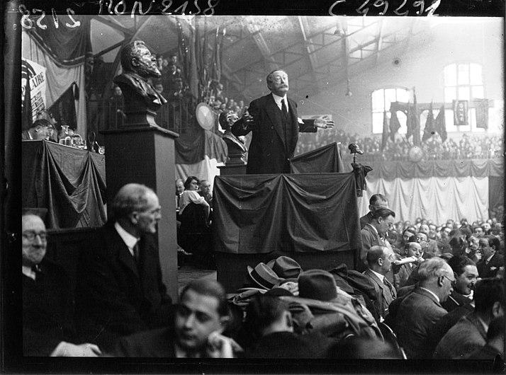 Discours de Léon Blum au Congrès socialiste, 1932, 2.jpg