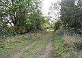 Dismantled railway line to Northampton - geograph.org.uk - 1560918.jpg