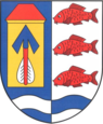 Dlouhá Lhota (Příbram District) CoA.png