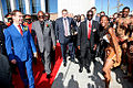 Dmitry Medvedev in Namibia 25 June 2009-11.jpg