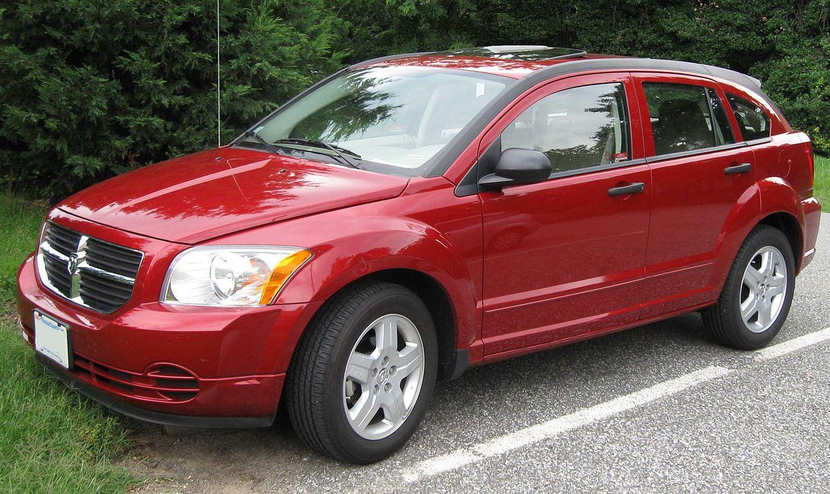 Dodge Caliber Википедия